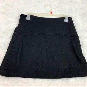 Zara Black Mini Skirt Size Small